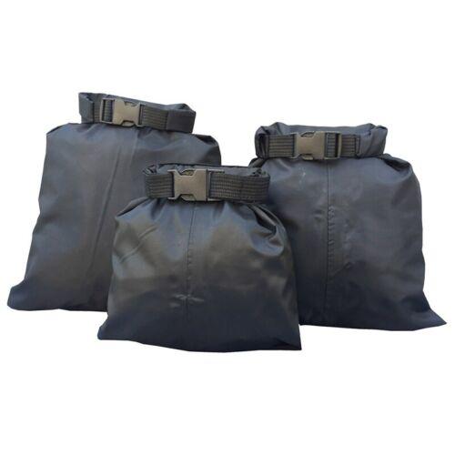 Details about  /3pcs//set Waterproof Large /& Small Dry Bag Sack Canoe Kayak Travel Camping Bag