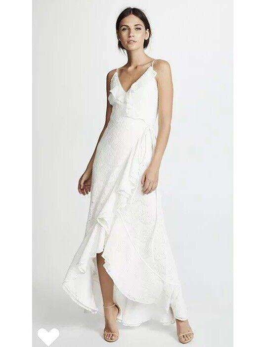 Yumi Kim Meadow dentelle robe portefeuille. Taille S, M, L. Retail  300