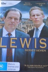 LEWIS-Series-7-2-x-DVD-BRAND-NEW-Complete-Seventh-Season-Seven