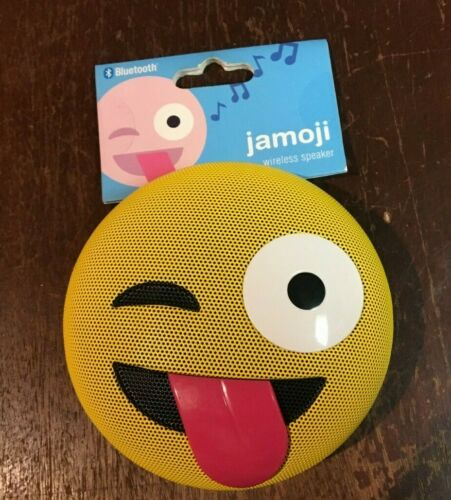 Jamoji Wireless Bluetooth Rechargeable Speaker  up to 6 Hours Play Time New
