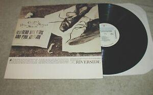 Rev. Gary Davis & Pink Anderson Gospel, Blues and Street Songs LP Near Mint