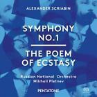 Sinfonie 1/Le Pome de lExtase von Russian National Orchestra,Mikhail Pletnev (2015)