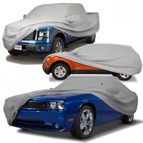 3 Door Car Cover-S Hatchback Crafted2Fit Car Covers fits 02-03 Ford Focus