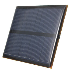 5-5V-0-66W-Pannello-Solare-Fotovoltaico-Solar-Panels-120mA-per-Cellulari-Pompa