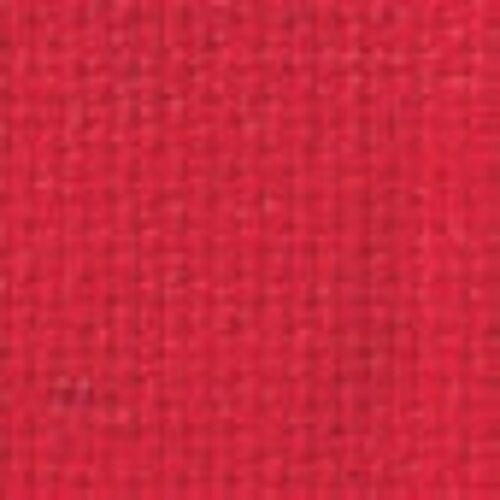 18 x 25 NEEDLE//THREADER CHRISTMAS RED AIDA 16 Ct