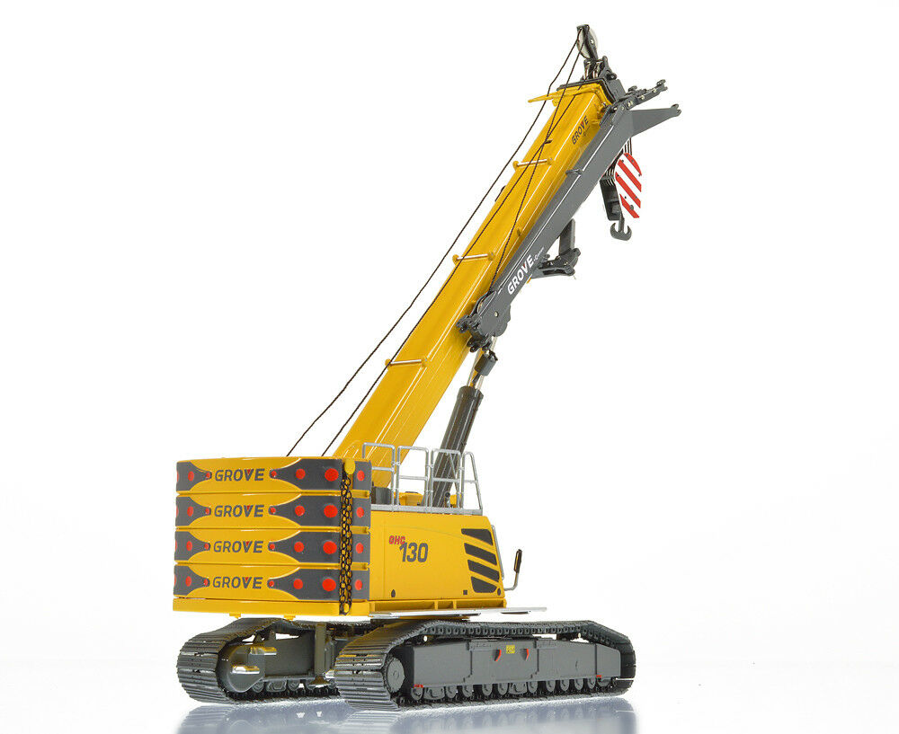 Grove GHC130 Crawler Crane  150  ROSNuovo di Zecca
