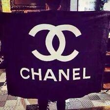 Plaid Coco Parfum Chanel Brand Designer Home coperta Profumo blanket Girl Hot