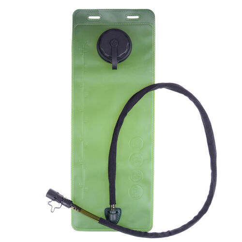 3L TPU water bag bicycle hydration bladder camping hiking climbing camelback UL
