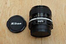 Nikon 85mm f2 AI Lente