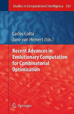 Recent Advances in Evolutionary Computation for Combinatorial Optimization (Stud