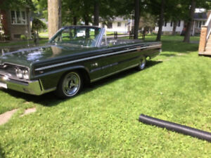 Dodge Polara 500 1966 convertible