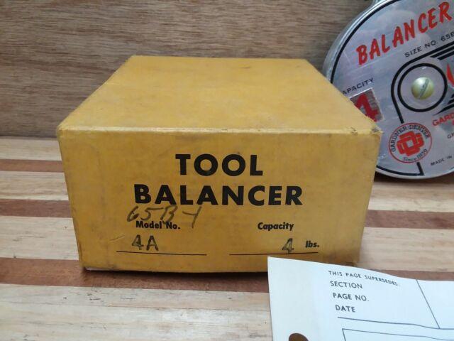 2 Mechanics Light Duty GD Gardner Denver USA 2 Pound Balancer Lot 65B