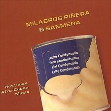 SANMERA - LECHE CONDENSADA NEW CD