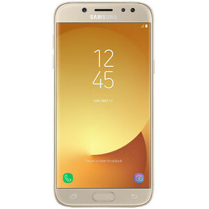 Samsung Galaxy J5 (2017) Duos gold Smartphone 5,2 Zoll 16GB Octa-Core