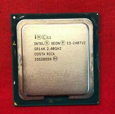 Intel Xeon  E5-2407V2  SR1AK  2.4GHz  Processor