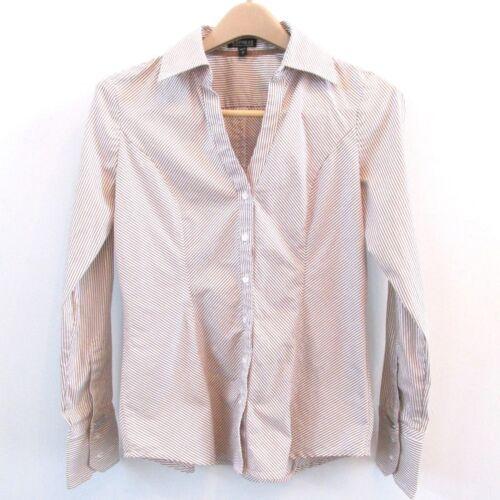 Express Essential Stretch Womens Dress Shirt Metal