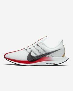Nike-Zoom-Pegasus-35-Turbo-MO-Farah-UK-6-us-6-5-eur-39-weiss-rot-schwarz