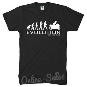 Motorbike-APE-OF-EVOLUTION-Motorcycle-Cross-Bike-T-SHIRT-TSHIRT-MENS-WOMENS-BOYS