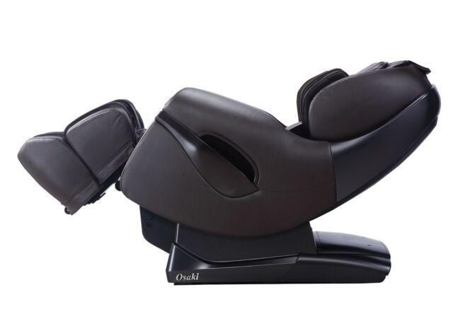 OSAKI Titan TP Pro 8500 L Track Massage Chair Zero Gravity Recliner Heat  Black