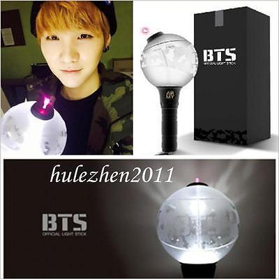 BTS Official Lightstick Concert In Dome Glow Light Stick Lamp