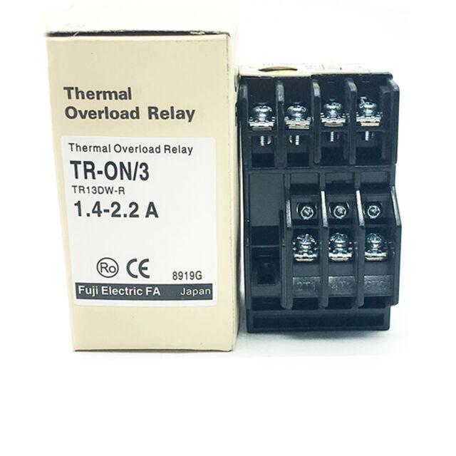 A●FUJI TR-0N/3 Thermal Overload Relay 7-11A New 1PCS