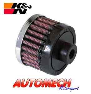 "K & N Breather Filter 3/8"" (10mm) Female fitting, 2"" (51mm) OD Unit (62-1320)"