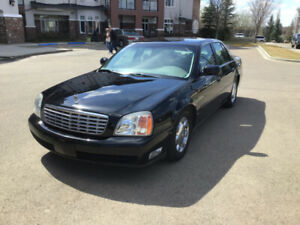 2001 Cadillac Sedan de Ville - Gorgeous!