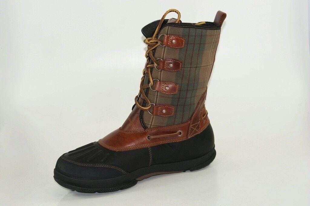 Sebago Wells Riverbank Waterproof Boots Herren Winter Schuhe Stiefel B17200
