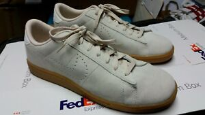 quality design 30765 13bd8 Image is loading NIKE-TENNIS-CLASSIC-CS-SUEDE-829351-100-OATMEAL-