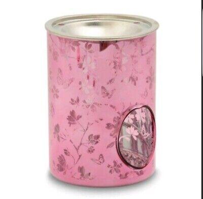 Ambizioso Fusione Cera Caldo Rosa Blossom Pilastro Da House E Home-