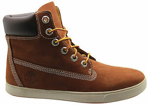 aefe0be135cf Image is loading Timberland-Earthkeeper-6-Inch-Deering-Womens-Boots-Brown-