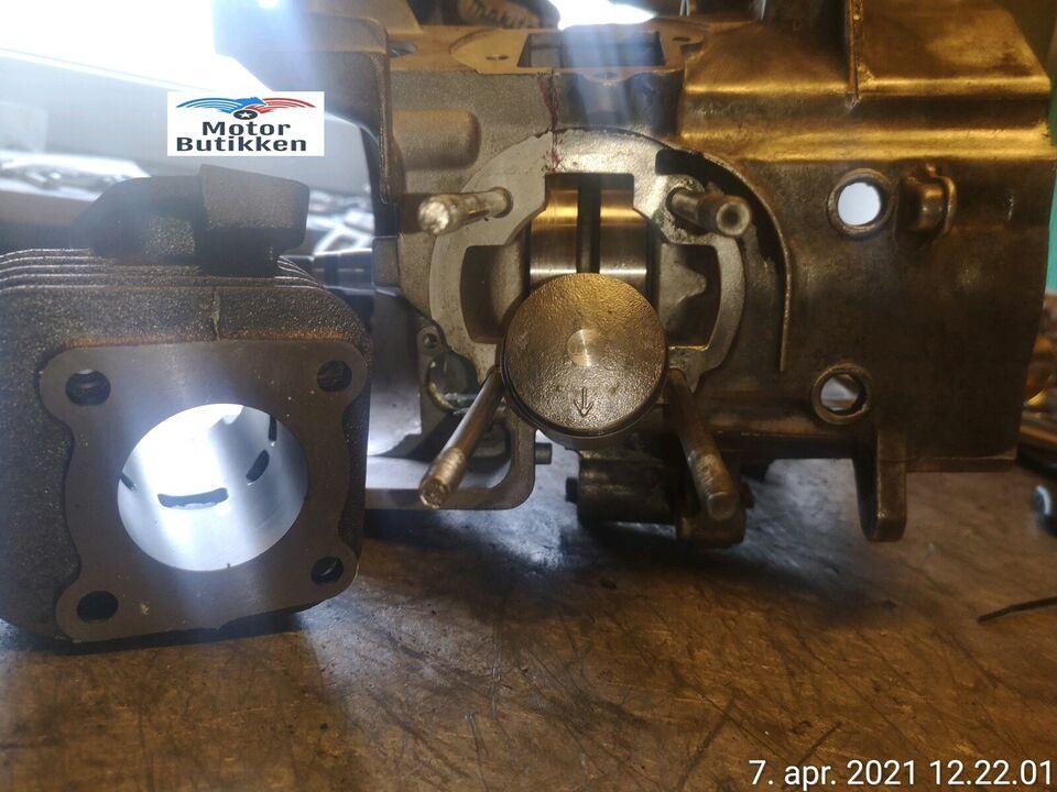 Nyrenoveret STD 50cc eller 70cc minarelli motor
