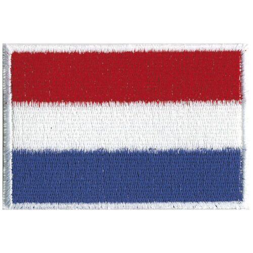 países Bajos ☆ 21472 ☆ Aplicación Patch coser Stick-emblema banderas del mundo