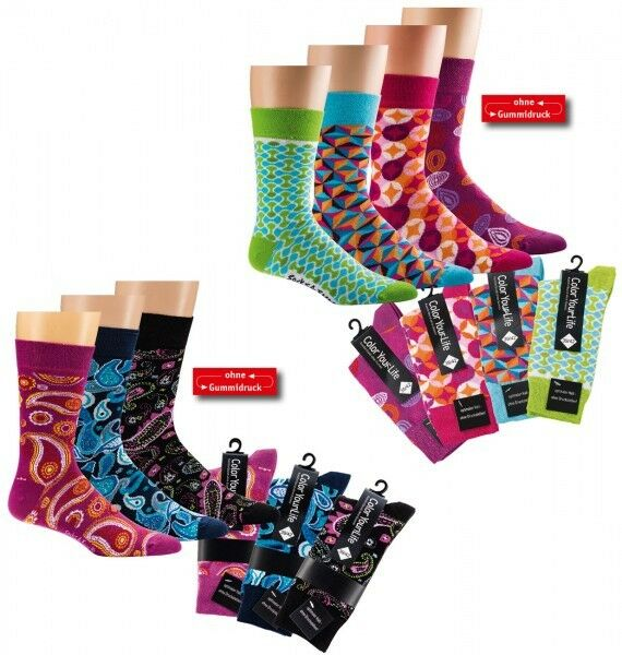 2 Paar Damen-Söckchen Damen Socken