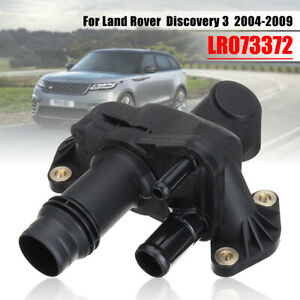 Thermostat-Housing-Water-Outlet-Pipe-LR073372-For-Land-Rover-Discovery-3