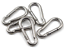 Various-Sizes-2-x-SNAP-HOOK-CARABINERS-Spring-Locking-Clips-HEAVY-DUTY-New thumbnail 6
