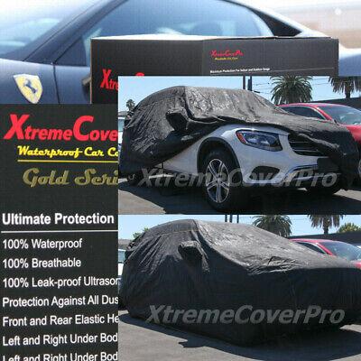 2016 2017 2018 MERCEDES GLC300 GLC43 BREATHABLE CAR COVER W//MIRROR POCKET GREY