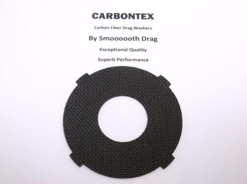 1 SHIMANO REEL PART Beastmaster 20//30 Smooth Drag Carbontex Washers #SDS14
