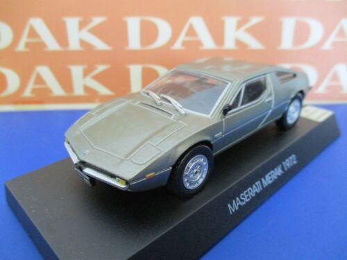 Die cast 1//43 Model Car Maserati Merak 1972