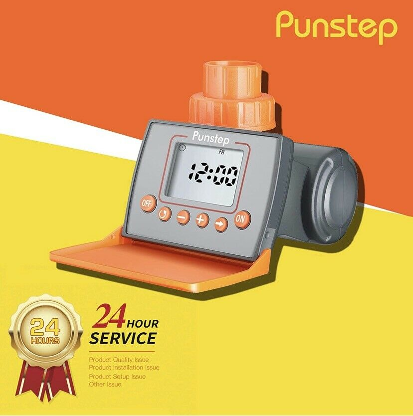 Punstep Automatic Watering Timer, 2020 New ME30 Plus, Single NEW