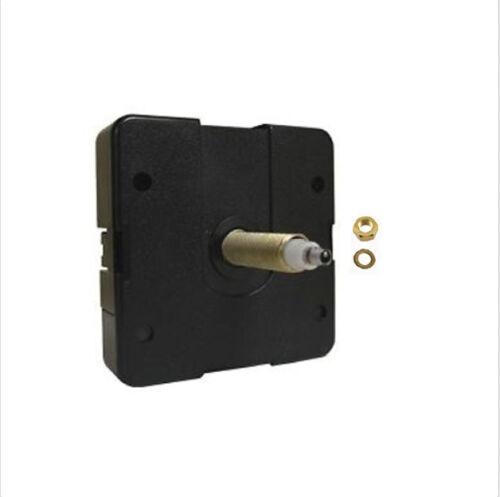 """HANGER high torque /& 3 1//2/"""" hand Quartz Clock kit 3//4/"""" thread LONG SHAFT #09"""