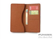 PUHAMA HC20 Hand-Stitched Real Leather Case for BlackBerry KEYone Mercury DTEK70