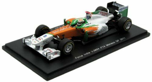 Force India A. Sutil 2011 Monaco Gp 1 43 Model S3024 SPARK MODEL