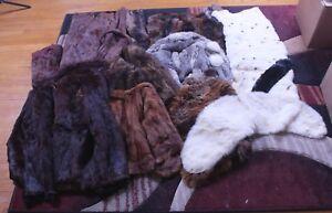kanin af pund farver flere Fur 14 pels boks Håndværk wqFfz606