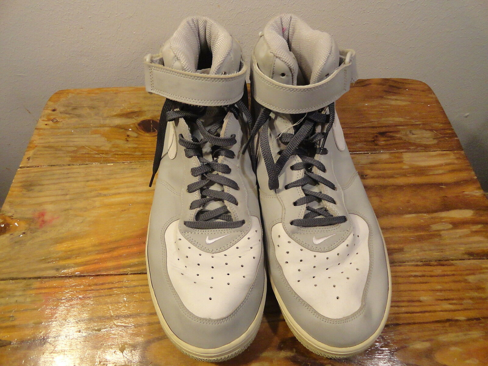 Special limited time Nike Air Force I Basketball Sneakers Hi-tops 040406 Comfortable