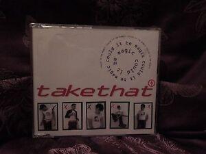 Take-That-Could-It-Be-Magic-RARE-CD-Single