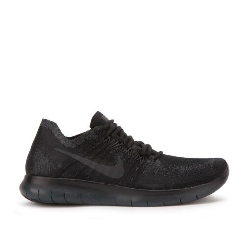 880843 010 2017 Nike Free Trainers Flyknit Running Mens Rn Nero ZH8qZP