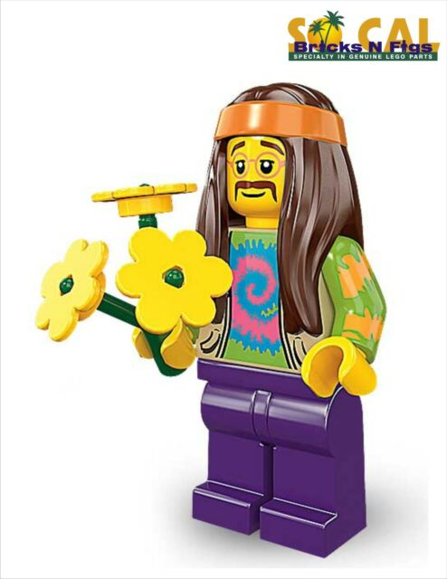 LEGO MINIFIGURES SERIES 7 8831 Hippie NEW