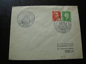 FRANCIA-sobre-22-6-1952-cy66-french