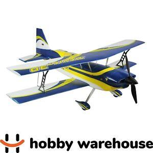 Dynam 8954-G Devil 3D Aerobatic Biplane 6 Ch 2.4GHz Gavin Digital Radio System